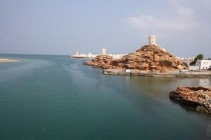 mer d'Oman