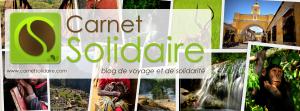 Carnet Solidaire Blog de Voyage