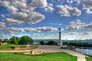 Forteresse de Kalemegdan - Belgrade, Serbie