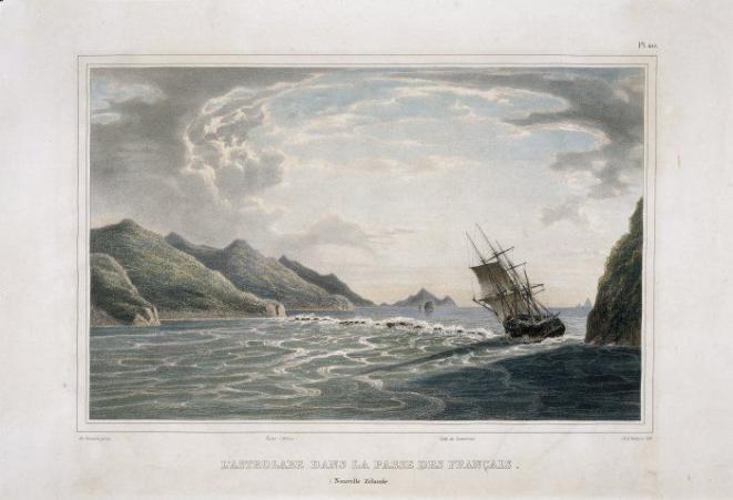 La baie de Tasman