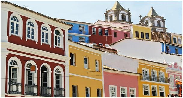 la ville de Salvador de Bahia